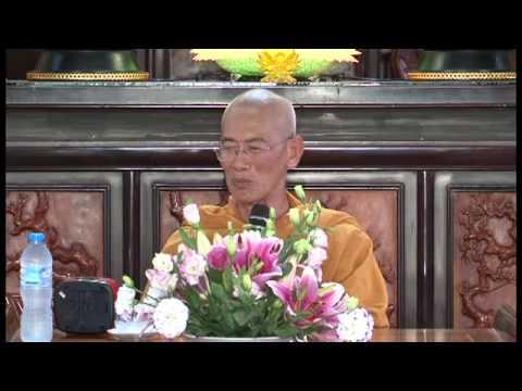 Niệm Chết (Giảng Tại Chùa Phật Học Xá Lợi)