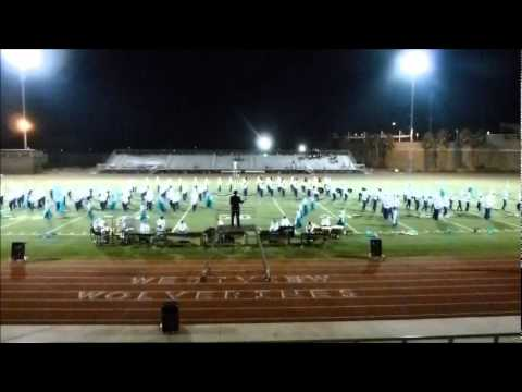 Royal Regiment at Westview 2011