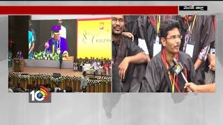 Gitam University  8th Convocation | Medak | Rudraram | TS