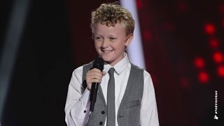Reilly Sings Grenade | The Voice Kids Australia 2014