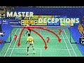 Taufik Hidayat | Master of Deceptions | Natural Skills