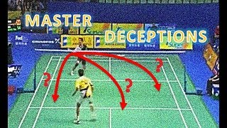 Taufik Hidayat  Master Of Deceptions  Natural Skills