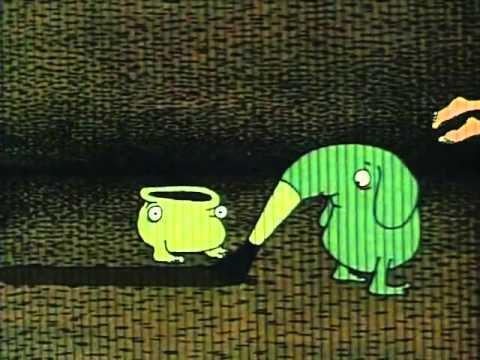 Психоделический мультик в СССР/Psychedelic cartoon in the USSR