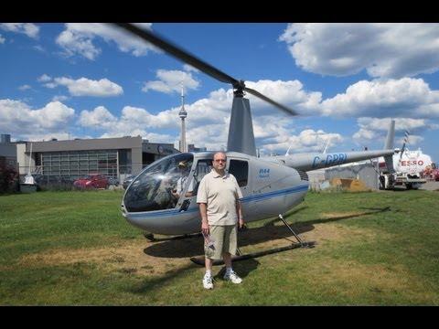Toronto Helicopter Flight  YouTube