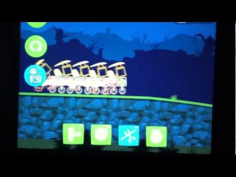 bad piggies field of dreams