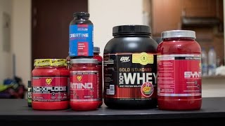 Best Supplements for Cutting & Fat Loss | SS Shreds Ep 4