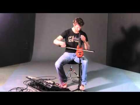 电子大提琴