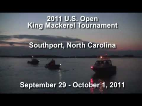 2011 U.S. Open King Mackerel Tournament - Southport, NC