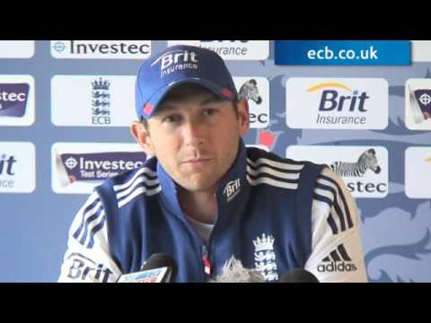 Tim Bresnan New Zealand press conference