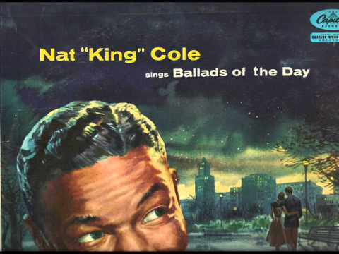 Nat King Cole - Red Sails In The Sunset
