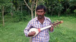 Download গ্রামের এক সাধারন  শিল্পীর কণ্ঠে শুনুন ভান্ডারী গান।।  এ বিশ্ব বাগানে।। Bhandari Song 3Gp Mp4