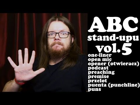 ABC Stand-upu Vol.5 | Open Mic, Podcast, Premise | Stand-Up Teka