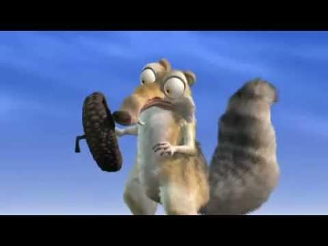 Scrat - Gone Nutty