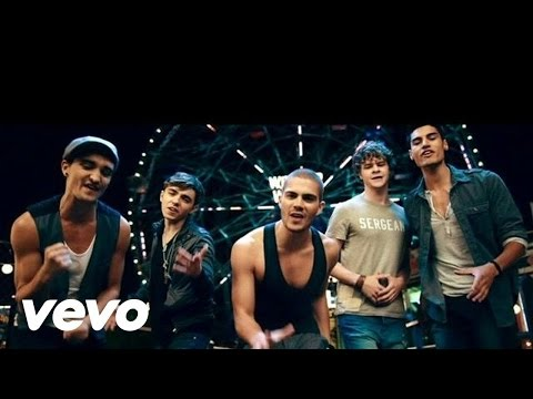 The Wanted - Lose My Mind