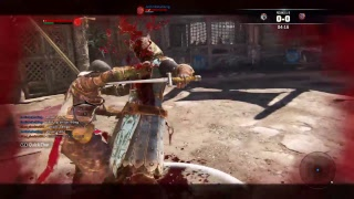 For Honor | come and play with me