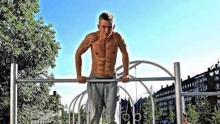How to do a Muscle up! (Tutorial) - Calisthenics Unity