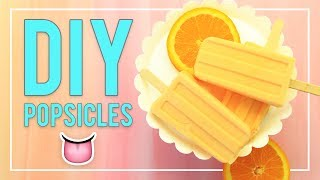 5 YUMMY DIY POPSICLE RECIPES You Can Try at Home | Treat Ideas for Summer