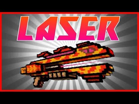 Pixel Gun 3D - Laser Weapon Gameplay!