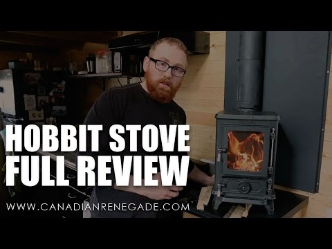 Tiny House Tiny Stove - Hobbit Stove Review