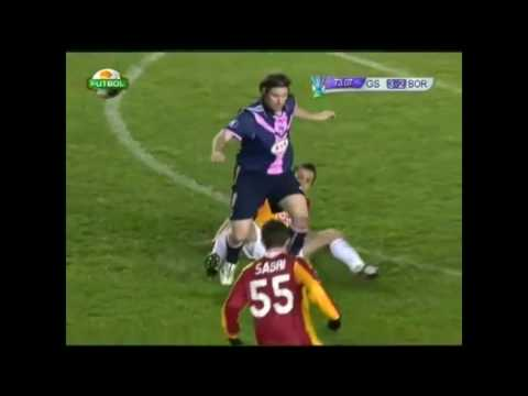 Galatasaray 4 - 3 Bordeaux    (26-02-2009)   Coupe UEFA