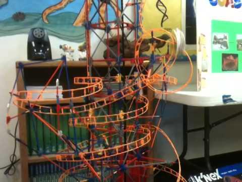 Science fair at Hanford Christian School