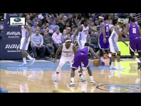 The triple flop, starring Rudy Gay, DeMarcus Cousins and Kenneth Faried