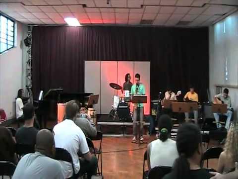 Bananeira - João Donato - Tiago Ventureli SAX - Instrumental MPB