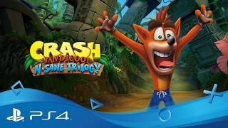 Crash Bandicoot: N. Sane Trilogy | Release Date Trailer | PS4