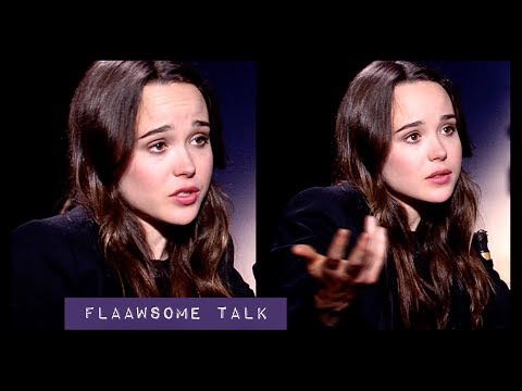 Ellen Page surprised by reactions after coming out as gay
