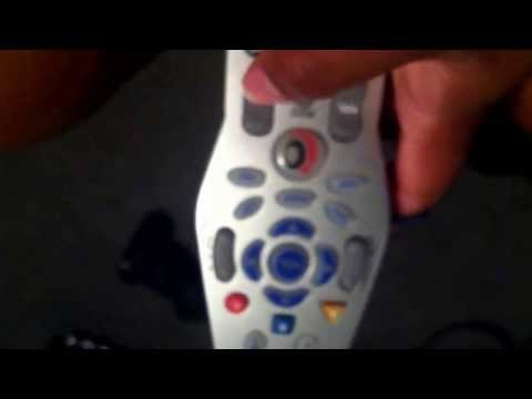 how to program your cablevision remote control