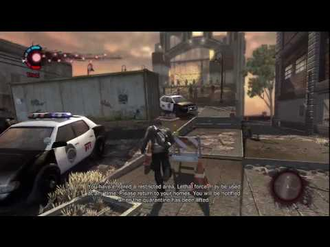 inFamous Gameplay 3 [HD]