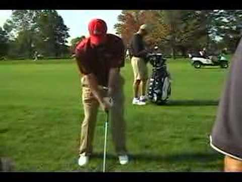 Steve Stricker Golf Swing Video