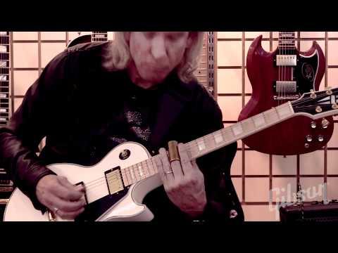 Gibson Guitar Tutorial: Joe Walsh - Slide Guitar (Part 2 of 2)