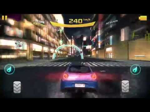 Asphalt 8: Airborne Gate drifts (How to clear gate drift events?) -  with demo)