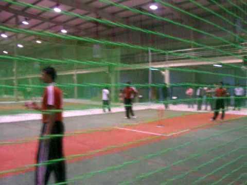 indoor cricket Bangalore team