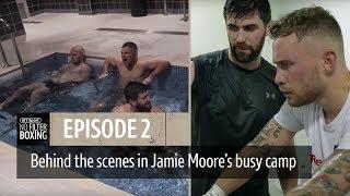 No Filter Boxing episode two | Frampton v Warrington, Fielding v Canelo, Jamie Moore getting shot