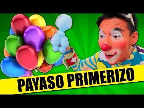 Payaso Primerizo   SKETCH   QueParió!