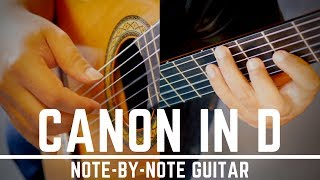 Canon In D Pachelbel 39 S Canon Full Play Through Nbn Guitar