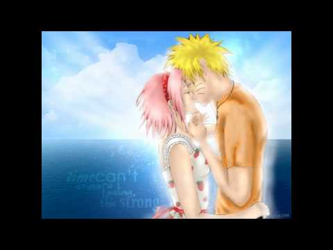 naruto nd sakura love Back Street Boys   Bigger  ^  ^