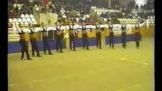 Sivas Lisesi Halkoyunları Ekibi Sivas Yarışması Birinciliği
