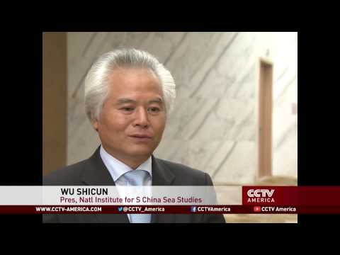 Chinese scholars speak about the China-Philippines dispute