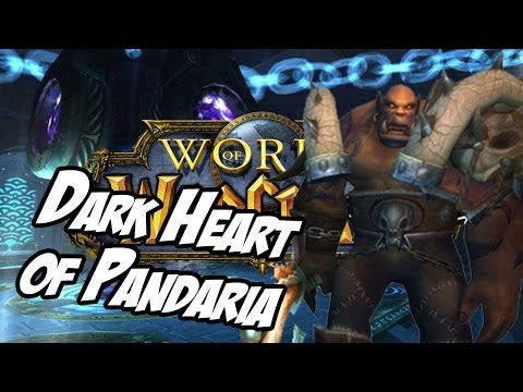 Dark Heart of Pandaria - Patch 5.3. Scenario - World of Warcraft: Mists of Pandaria