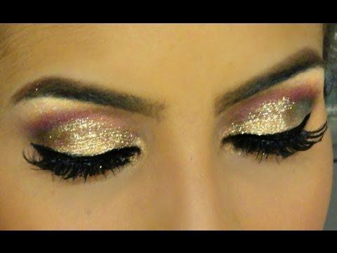 Maquiagem GLAM Romantica por Camila Coelho