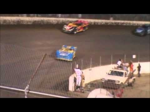 5-21-11 I-55 Raceway Heat Race