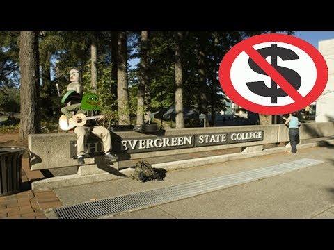 Evergreen State College Facing $2 1 Million Budget Cut After Massive Enrollment Drop