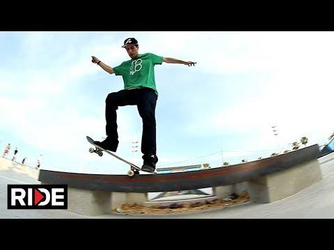 Christian Vannella Video Part - Skatepark Agora SLS Barcelona