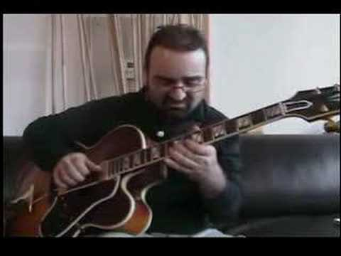Sweet Georgia Brown Fingerstyle Jazz Guitar