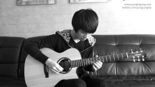 (Kim Dong Ryul) 출발(Start) - Sungha Jung