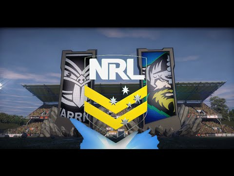 Rugby League Live 3: BE A PRO NRL 2018 (Round 19)