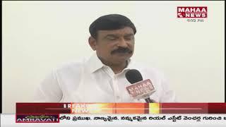 BJP Vishnu Kumar Raju Comments On Chandrababu's Dharma Porata Deeksha